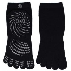 Anti-slip socks black M /