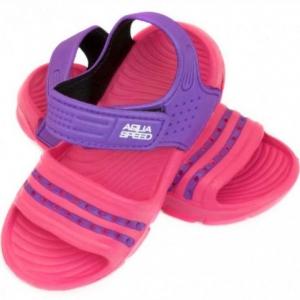 Aqua-speed sandals Noli pink