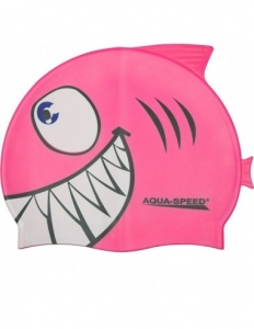 Aqua-Speed silicone swimming