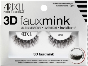 Ardell 3D Faux Mink 858 False
