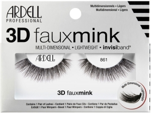 Ardell 3D Faux Mink 861 False