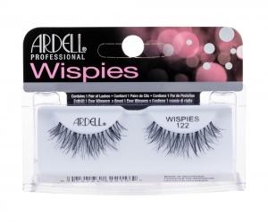Ardell Wispies 122 False Eyelashes 1pc Black