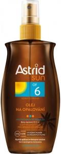 Astrid Sun Tanning Oil SPF6