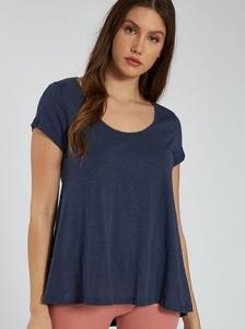 Ασύμμετρη μπλούζα SH6163.4001+6