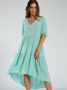 Ασύμμετρο φόρεμα SH1539.8711+1