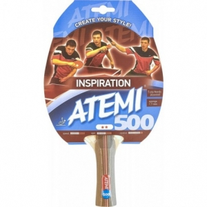 Atemi 500 table tennis racket
