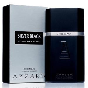 Azzaro Silver Black Eau De
