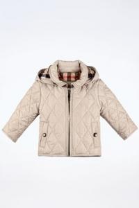 Baby Μπεζ Καπιτονέ Λεπτό Jacket / Μέγεθος: 3MONTHS / 60cm