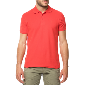 BATTERY - Ανδρικό πόλο t-shirt
