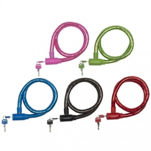 Bicycle lock Dunlop cable