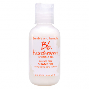 BUMBLE & BUMBLE HAIRDRESSERS INVISIBLE OIL SHAMPOO 60ml
