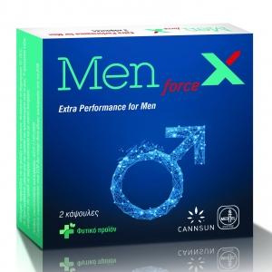 Cannsun Medhel MenForceX Συμπλήρωμα