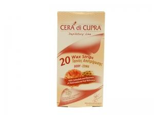 Cera Di Cupra Wax Strips Body