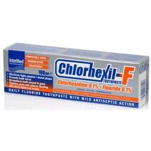 Chlorhexil-F Toothpaste Αντιβακτηριδιακή