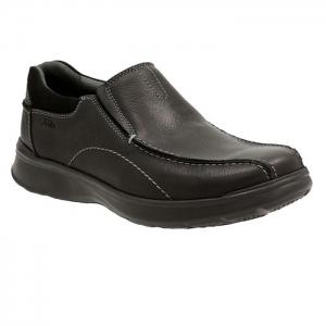 CLARKS COTRELL STEP BLACK