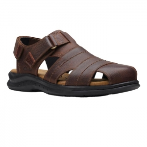 CLARKS HAPSFORD COVE BROWN