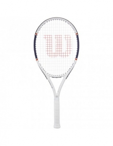 Clay tennis racket Wilson