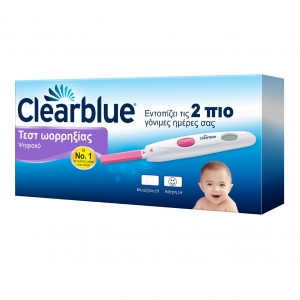 Clearblue Ψηφιακό Τεστ Ωορρηξίας