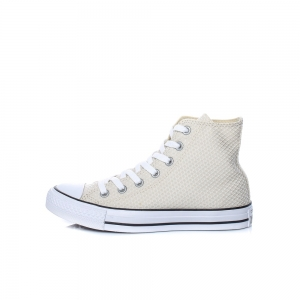 CONVERSE - Γυναικεία παπούτσια CONVERSE Chuck Taylor All Star Hi εκρού