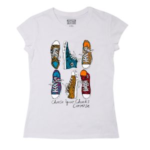 CONVERSE - Παιδική μπλούζα