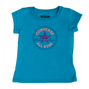 CONVERSE - Βρεφικό μπλουζάκι
