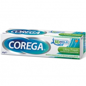 Corega 3D Hold Ultra Fresh