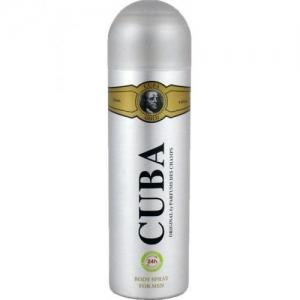 Cuba Gold Deo Spray 200ml