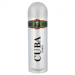 Cuba Green Deodorant 200ml