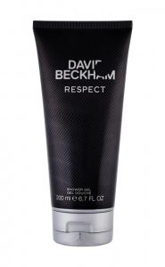 David Beckham Respect Shower