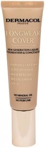 Dermacol Longwear Cover SPF15 Makeup Fair 30ml