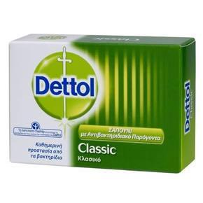 Dettol Classic Σαπούνι Αντιβακτηριαδιακό