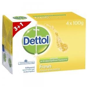 Dettol Πακέτο Προσφοράς Fresh