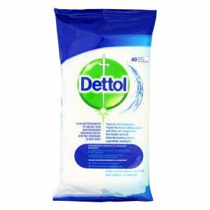 Dettol Surface Clean Wipes
