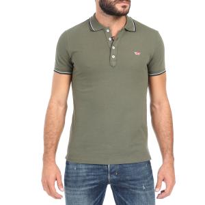 DIESEL - Ανδρική polo μπλούζα