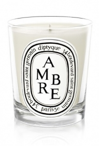 DIPTYQUE AMBRE SCENTED CANDLE 190gr