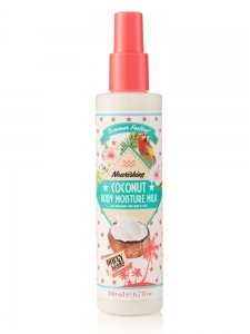 DIRTY WORKS COCONUT BODY LOTION