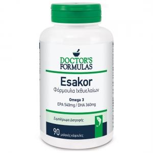 Doctors Formulas Esakor Ωμέγα