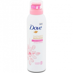 Dove Body Wash Shower Mousse