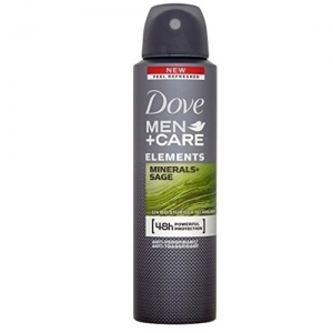 Dove Men+care Elements Minerals Sage - Deospray