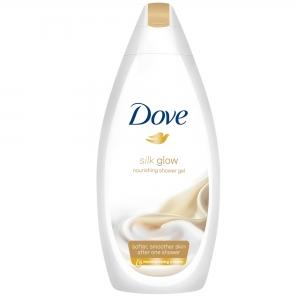 Dove Silk Glow Body Wash Ενυδατικό