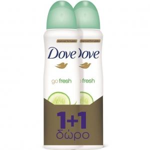 Dove Spray Go Fresh Αποσμητικό