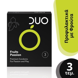 Duo Flavoured Fruits Passion