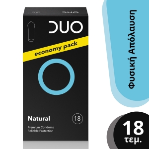 Duo Natural Economy Pack Φυσικά
