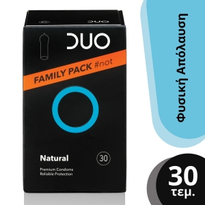 Duo Natural Family Pack Φυσικά