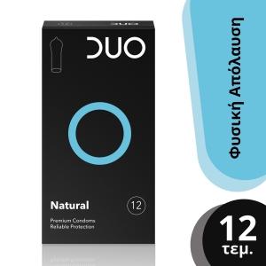 Duo Natural Φυσικά Προφυλακτικά