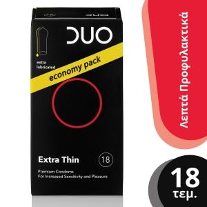 Duo Premium Extra Thin Economy