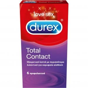 Durex Total Contact Εξαιρετικά