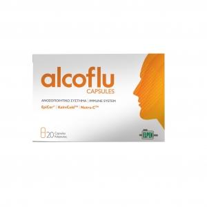 Elpen Alcoflu Συμπλήρωμα Διατροφής