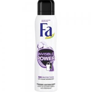 Fa Deodorant Spray Invisible