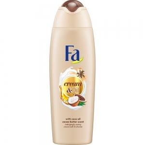 Fa Foam Bath Cream & Oil Cacao